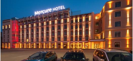4* Mercure Riga Centre Hotel