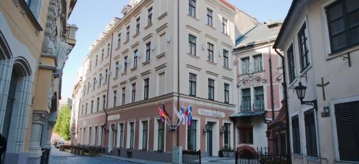 4* Hotel Justus